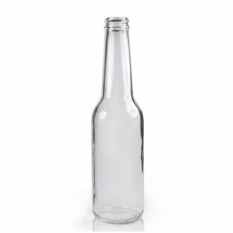 clear beer bottles for sale