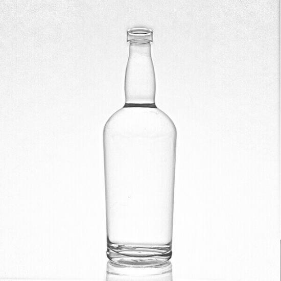 liquor glass bottle 750ml