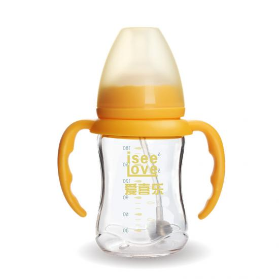 milk bottle baby